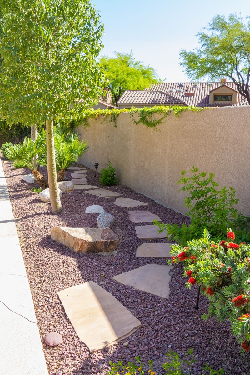 Maintenance hoas landtamers landscaping tucson 520 for Gardening services